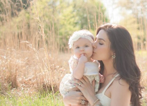 Mother daughter photo shoot, baby, beautiful, motherhood