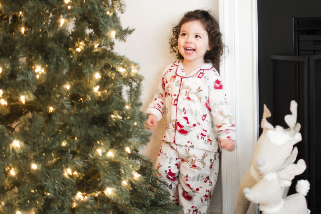 pottery barn kids Christmas