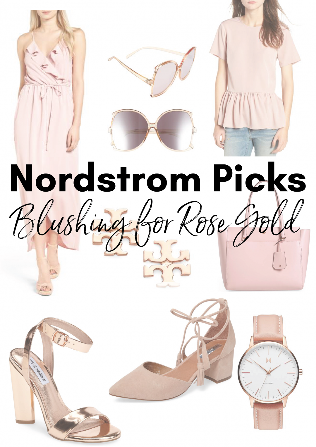 7950c38bd This Lovely Life - Nordstrom Picks  Blushing for Rose Gold