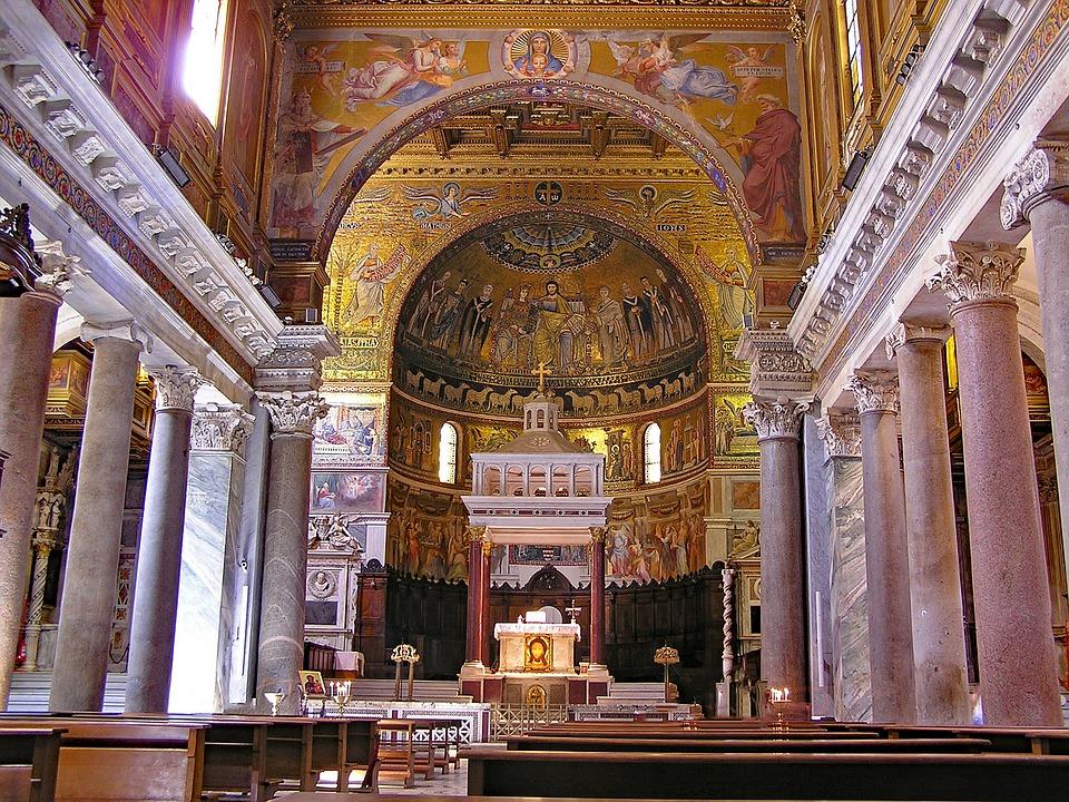 santa-maria-in-trastevere-2315745_960_720