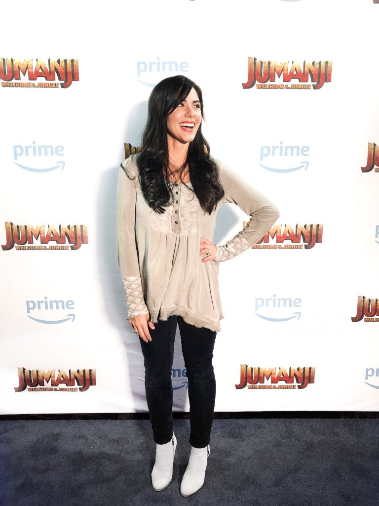 Jumanji-Screening- Nicole DiGi-